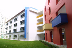 The School Facade - Photo 03